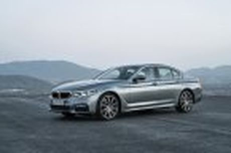 BMW 5-Series 2017 hoan toan moi; dep hon, thanh thoat hon, nhieu cong nghe hon - Anh 59