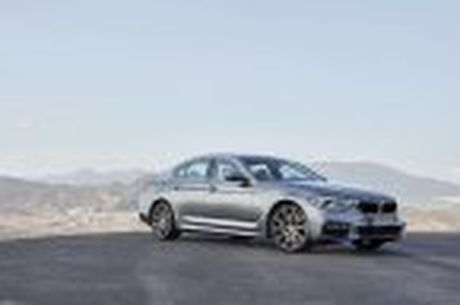 BMW 5-Series 2017 hoan toan moi; dep hon, thanh thoat hon, nhieu cong nghe hon - Anh 60