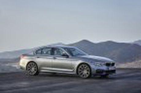 BMW 5-Series 2017 hoan toan moi; dep hon, thanh thoat hon, nhieu cong nghe hon - Anh 63