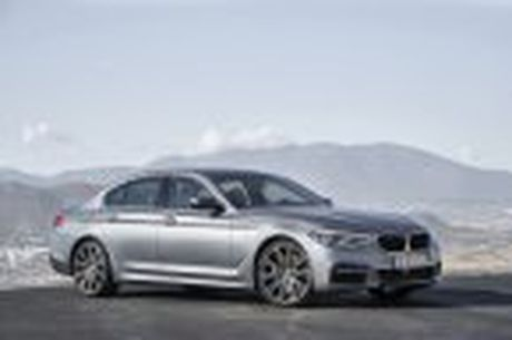 BMW 5-Series 2017 hoan toan moi; dep hon, thanh thoat hon, nhieu cong nghe hon - Anh 64