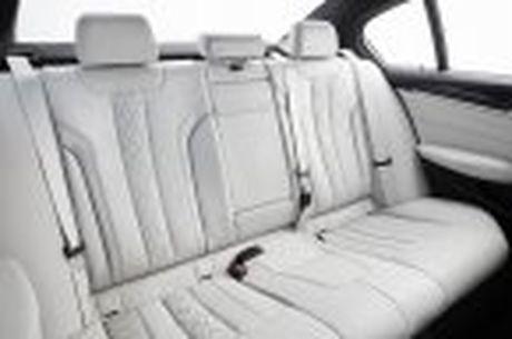BMW 5-Series 2017 hoan toan moi; dep hon, thanh thoat hon, nhieu cong nghe hon - Anh 66