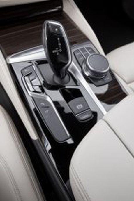 BMW 5-Series 2017 hoan toan moi; dep hon, thanh thoat hon, nhieu cong nghe hon - Anh 69