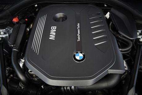BMW 5-Series 2017 hoan toan moi; dep hon, thanh thoat hon, nhieu cong nghe hon - Anh 6