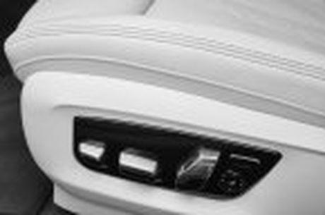 BMW 5-Series 2017 hoan toan moi; dep hon, thanh thoat hon, nhieu cong nghe hon - Anh 70