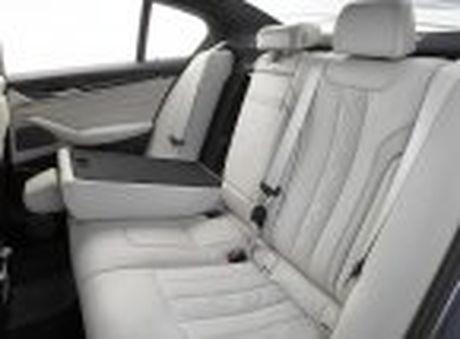 BMW 5-Series 2017 hoan toan moi; dep hon, thanh thoat hon, nhieu cong nghe hon - Anh 74