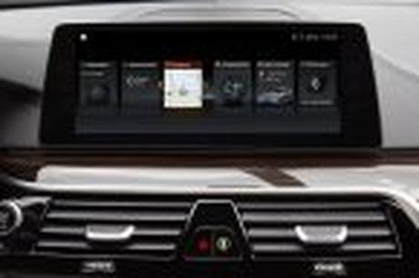 BMW 5-Series 2017 hoan toan moi; dep hon, thanh thoat hon, nhieu cong nghe hon - Anh 83