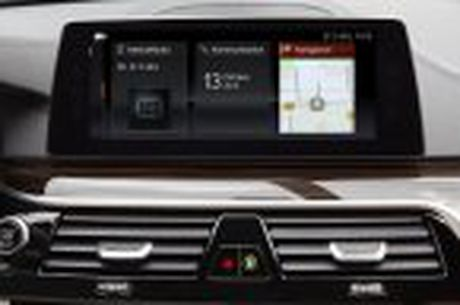 BMW 5-Series 2017 hoan toan moi; dep hon, thanh thoat hon, nhieu cong nghe hon - Anh 84
