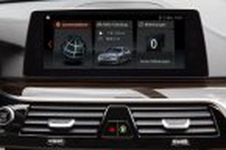 BMW 5-Series 2017 hoan toan moi; dep hon, thanh thoat hon, nhieu cong nghe hon - Anh 85