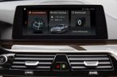 BMW 5-Series 2017 hoan toan moi; dep hon, thanh thoat hon, nhieu cong nghe hon - Anh 86