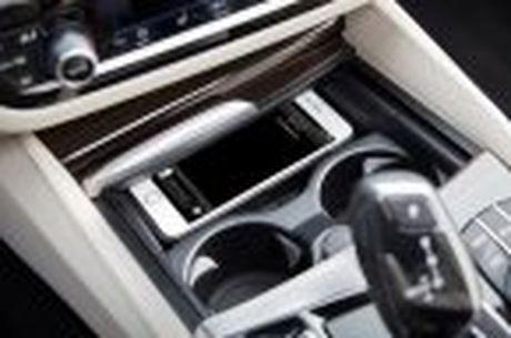 BMW 5-Series 2017 hoan toan moi; dep hon, thanh thoat hon, nhieu cong nghe hon - Anh 87