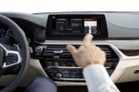 BMW 5-Series 2017 hoan toan moi; dep hon, thanh thoat hon, nhieu cong nghe hon - Anh 90
