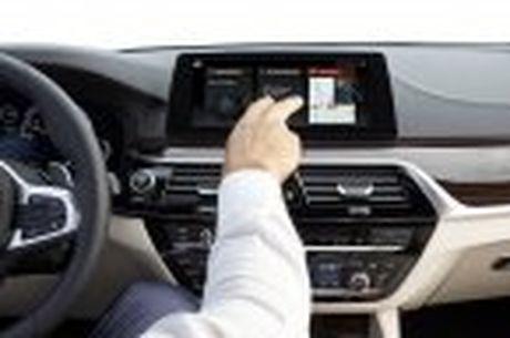 BMW 5-Series 2017 hoan toan moi; dep hon, thanh thoat hon, nhieu cong nghe hon - Anh 91