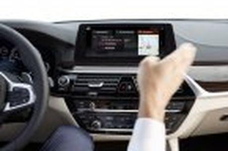 BMW 5-Series 2017 hoan toan moi; dep hon, thanh thoat hon, nhieu cong nghe hon - Anh 92