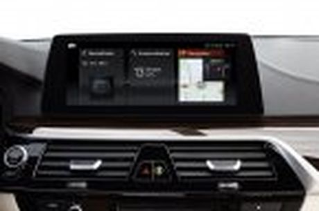 BMW 5-Series 2017 hoan toan moi; dep hon, thanh thoat hon, nhieu cong nghe hon - Anh 96