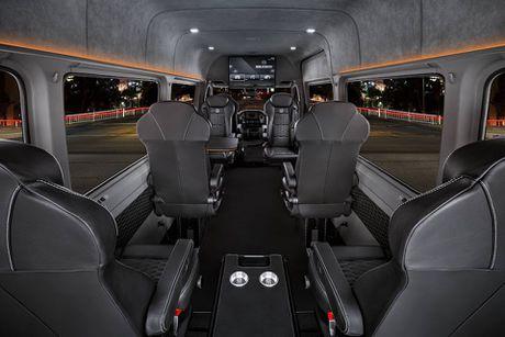 Brabus do Mercedes Sprinter thanh 'van phong di dong' cao cap, gia 224.910 Euro - Anh 16