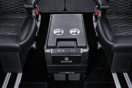 Brabus do Mercedes Sprinter thanh 'van phong di dong' cao cap, gia 224.910 Euro - Anh 6