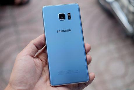 """Khai tu"" Galaxy Note 7, co anh huong toi xuat khau Viet Nam? - Anh 1"