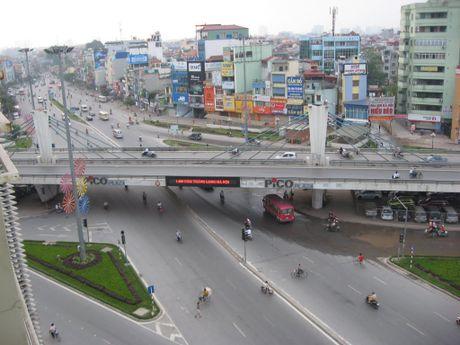 Duong tren cao Vinh Tuy – Nga Tu So se duoc xay nhu the nao? - Anh 1