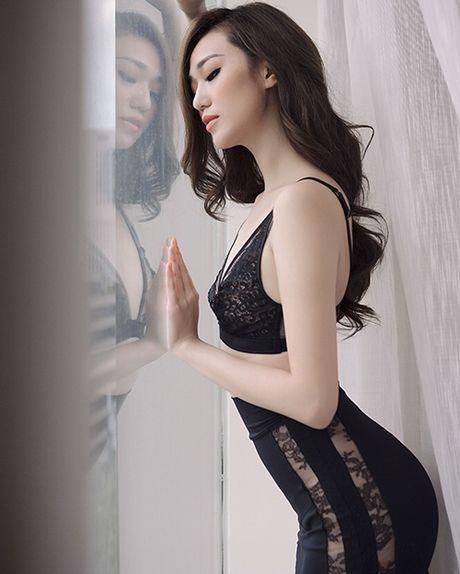Khanh My nude trong bon tam khoe da trang non - Anh 5