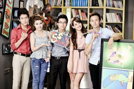 Vi sao phim sitcom Viet co chuyen 'Dong nguoi, cuoi... khong to'? - Anh 3