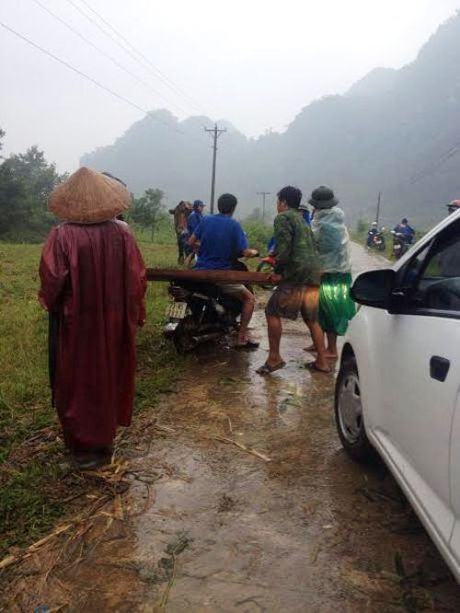 Khoi to dam dong cuop go tu kiem lam co dong - Anh 2