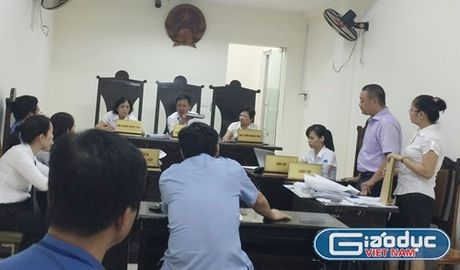 Ai tham muu cho nguyen Bo truong giao duc ban hanh quyet dinh 4674? - Anh 1