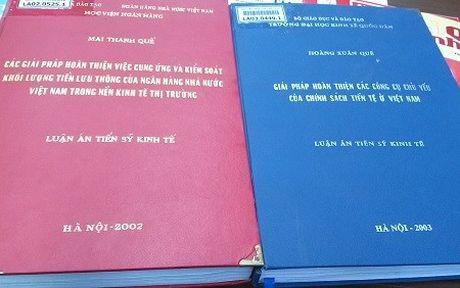 Ai tham muu cho nguyen Bo truong giao duc ban hanh quyet dinh 4674? - Anh 2