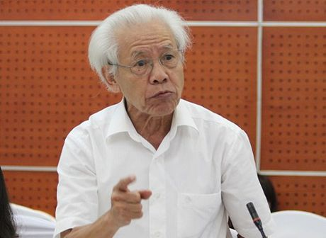 Ai da tham dinh sach giao khoa Cong nghe giao duc cua Giao su Ho Ngoc Dai? - Anh 1