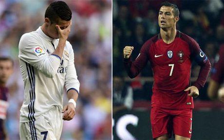 "Tung bung o tuyen, Ronaldo bi cau ""het dan"" ve Real - Anh 1"
