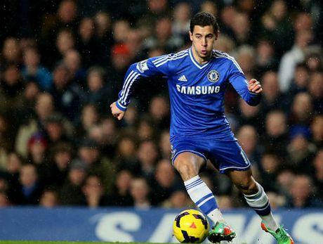Hazard va linh hon da mat o Chelsea - Anh 2