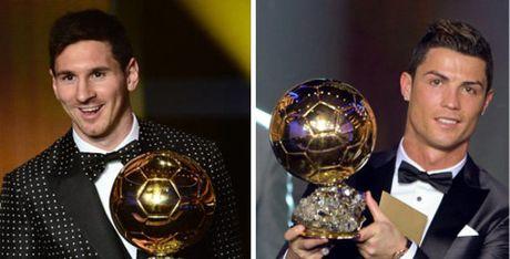 Ronaldo - Messi & cuoc dua kieu bung binh - Anh 1