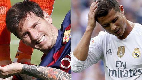 Ronaldo - Messi & cuoc dua kieu bung binh - Anh 3