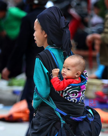 Nhung dua tre tren lung 'Hoang Su Phi - Ha Giang' - Anh 13