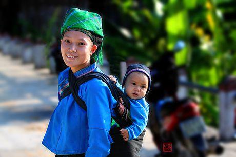 Nhung dua tre tren lung 'Hoang Su Phi - Ha Giang' - Anh 14