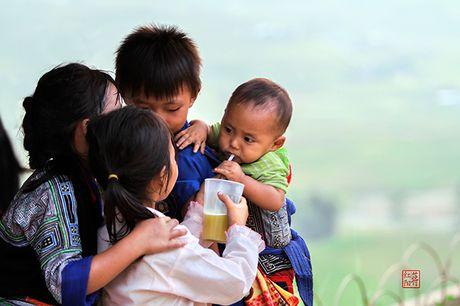 Nhung dua tre tren lung 'Hoang Su Phi - Ha Giang' - Anh 18