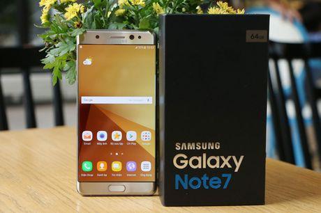 Thu hoi Samsung Galaxy Note 7, nguoi tieu dung Viet mat gi? - Anh 1