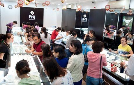 PNJ: 9 thang hoan thanh 96% ke hoach loi nhuan - Anh 1