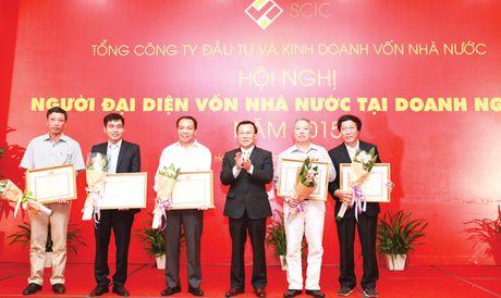 SCIC - Nang cao nang luc vai tro dai dien von Nha nuoc - Anh 1