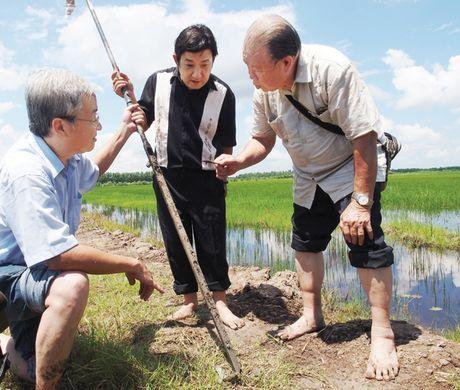 Nguoi 'quang' tien vao vung dat hoang U Minh Ha - Anh 2