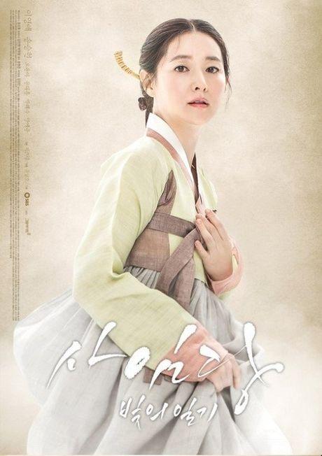 'Nang Dae Jang Geum' dep long lanh ben ban trai Luu Diec Phi - Anh 2