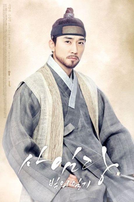 'Nang Dae Jang Geum' dep long lanh ben ban trai Luu Diec Phi - Anh 3