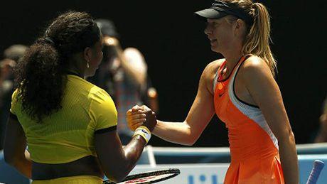 Sharapova va su tro lai khong binh yen - Anh 1