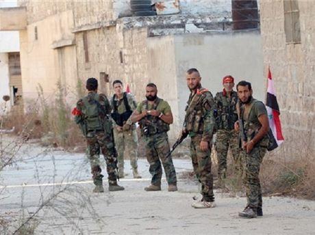 Syria cat dut hau het cac tuyen duong huyet mach cua phien quan o Hama - Anh 1