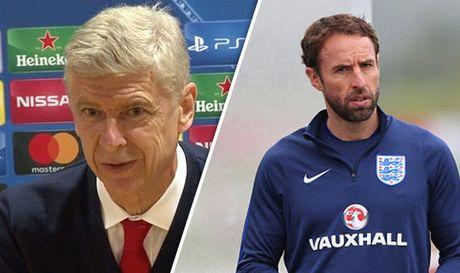 Gareth Southgate muon 'gianh chuc' cua Arsene Wenger - Anh 2