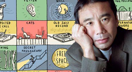 10 cuon tieu thuyet ban chay cua Haruki Murakami tai Viet Nam (P1) - Anh 1
