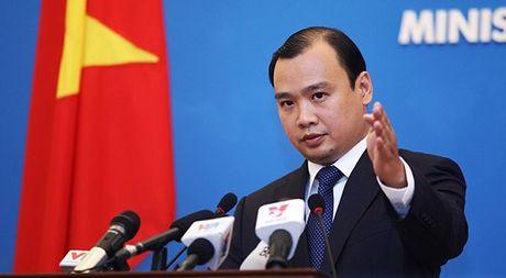 Viet Nam de nghi Trung Quoc trao doi thong tin thuong xuyen ve 3 nha may dien hat nhan - Anh 1