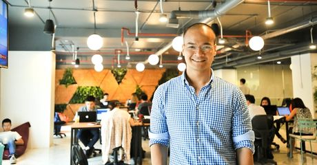 CEO Toong: Neu coi startup la dua tre thi hay de no tu phat trien va nuoi mot hoai bao - Anh 1