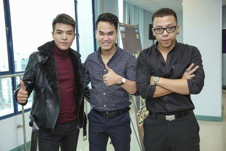 Thu Minh than thiet ben hit-maker Do Hieu trong hop bao 'Khoi dau uoc mo' - Anh 2