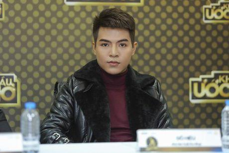 Thu Minh than thiet ben hit-maker Do Hieu trong hop bao 'Khoi dau uoc mo' - Anh 4