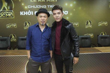 Thu Minh than thiet ben hit-maker Do Hieu trong hop bao 'Khoi dau uoc mo' - Anh 5
